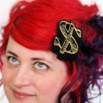 Gold Dollar Hair Clip, Money, Hair ..
