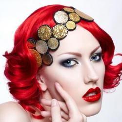 Gold Headband, Glitter And..